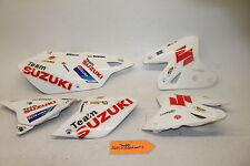 05-15 Suzuki Drz400sm Drz 400 Sm Oem Body Kit Fairing Plastic Cowling Set