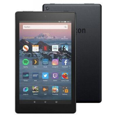 Amazon Fire HD 8 Tablet WiFi 32 GB (8 Zoll) HD Display mit Alexa NEU und OVP TOP