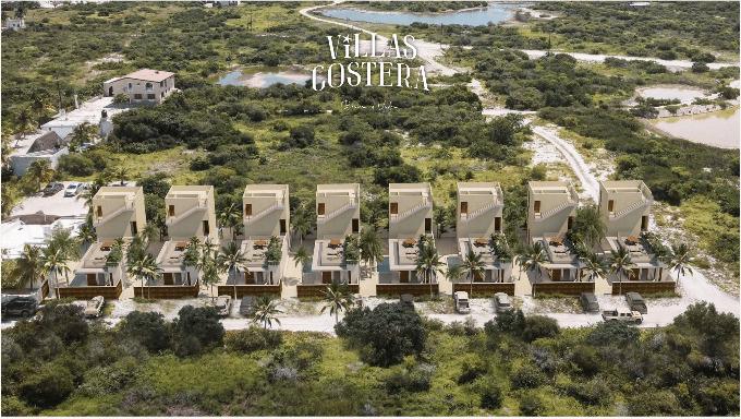 villas costera EN PRE VENTA en chixculub