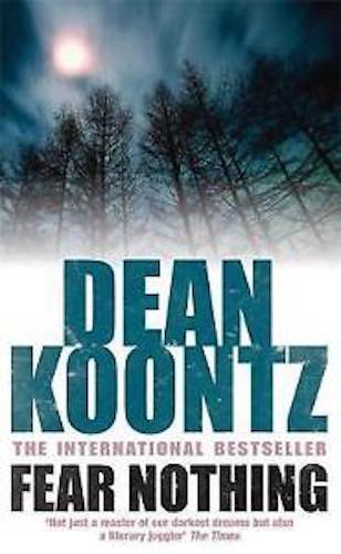1 of 1 - DEAN KOONTZ __ FEAR NOTHING __ BRAND NEW __ FREEPOST UK