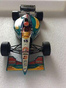 F1-Jordan-PEUGEOT-Eddy-Ervine-Paul-modellart-Minichamps-1-18