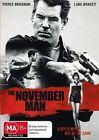 The November Man (DVD, 2015)