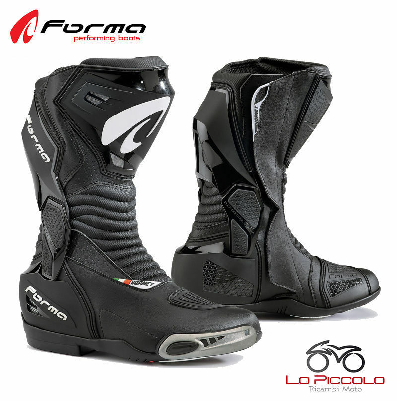 FORV26W Boots Forma Hornet Dry High Waterproof Driving Track Motorcycle Size 39