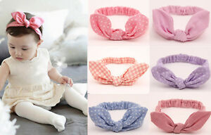 baby girl infant headscarf headband headwear hair