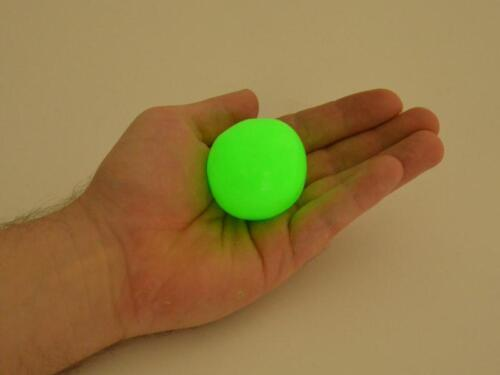 i-Clay Original i-Foam magische intelligente Superknete LED Licht Zauberknete