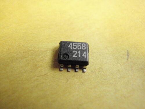 IC bloque de creación rc4558 SMD = 4558 SMD 19772-166