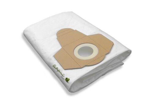 EX Staubsaugerbeutel dust bag 5 Filtersäcke passend für Einhell TE-VC 2340 SA