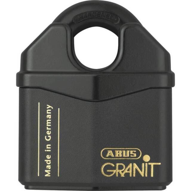 ABUS 37RK//60mm GRANIT Plus Close Shackle Padlock ABU3760RK