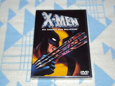X-Men - Die Legende von Wolverine (2003)  DVD NEU OVP Disney Z4 Edition