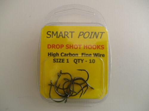Smart point Drop Shot Crochet-Taille 1-Pack de 10