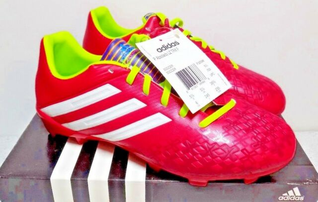 c0304b3a3 Adidas Men s Predator Absolado LZ TRX FG Soccer Cleats Shoes Berry White  Green