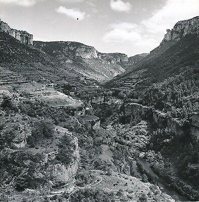 Enthousiast Gorges De La Jontec. 1960 - Panorama La Vallée Lozère - Div 9761 Goederen Van Hoge Kwaliteit
