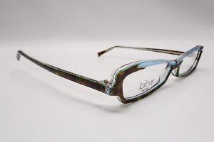 8ad08d0f5d000 NOS Jean Lafont Passion Rx Eyeglasses Frames 675 Brown 53  14-142 ...