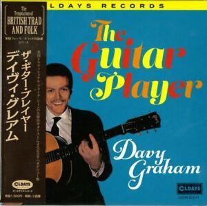 DAVY-GRAHAM-THE-GUITAR-PLAYER-JAPAN-MINI-LP-CD-C94