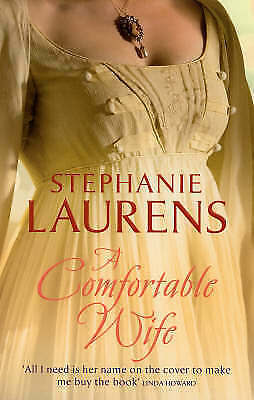 1 of 1 - A Comfortable Wife (MIRA), Laurens, Stephanie, Very Good Book