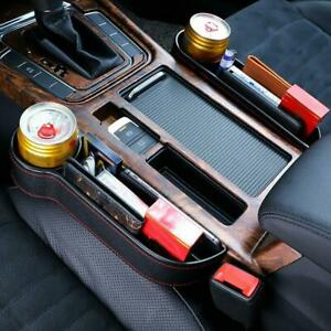 Auto-Car-Seat-Gap-Catcher-Storage-Box-Organizer-Right-Cup-Crevice-Pocket-Stowing