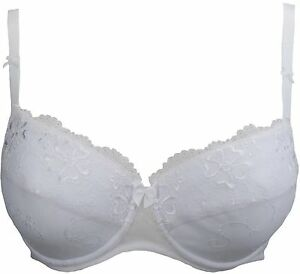 Ex Store Post Surgery Lightly Padded Floral Underwired Bra
