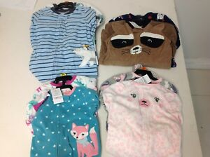 2b3f299394c1 Carter s Kid s Set 2 Pieces Fleece Pajamas