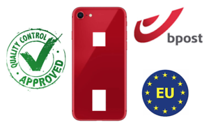 IPHONE 8 - BEHUIZING HOUSING ARRIERE - ROOD RED ROUGE - NIEUW NOUVEAU NEW