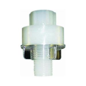Danco White Plastic Faucet Extenders 2pk 89477