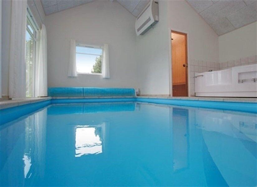 Luksussommerhus, Rødby, sovepladser 18