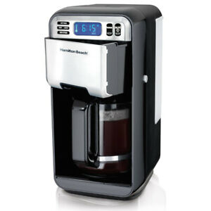 Hamilton-Beach-12-Cup-Digital-Automatic-LCD-Programmable-Coffeemaker-Brewer