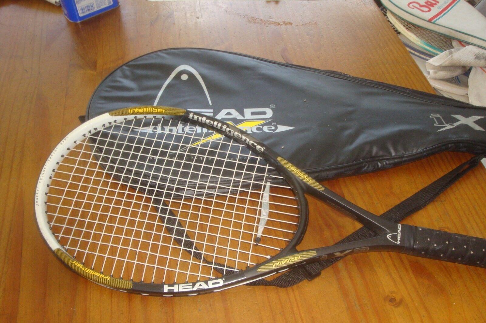 Jefe de  inteligencia intellifiber i.X3 Raqueta De Tenis Raqueta Mid Plus 4 1 2 Austria  popular