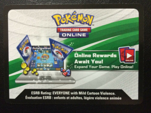 2016 2 X MewTwo Ex Collection Box Online Code Codes