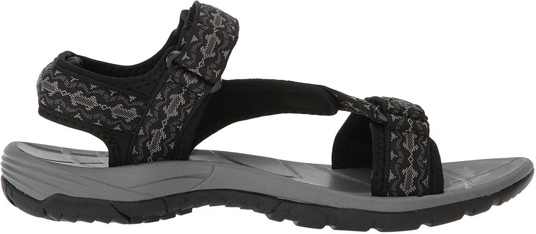 Northside Aldrin men's sandals hiking/sport shoes size 13 black/grey 217518M001