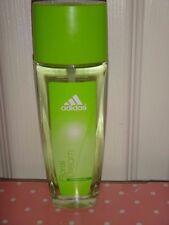 Adidas Womens Body Deodorant Fragrance Spray Floral Dream 25 Oz