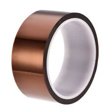 180c 200c High Temp Tape 1 3764 Inch X 98ft Heat Resistant Polyimide Tape