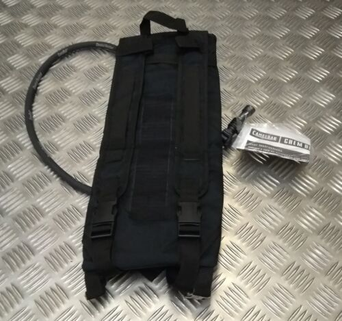 Police Special Forces Issue Camelbak Black Bag NEW Genuine British Military