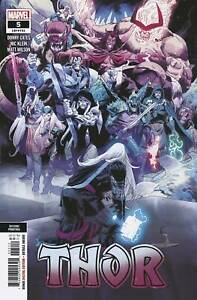 Thor-5-Variant-2nd-Printing-Cover-NM-Pre-Sale-Ships-July-29th