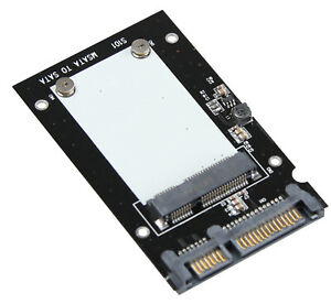 MSATA-a-2-5-in-SATA-22-Pin-Adaptateur-Converter-High-Carte-Serial-Card-SSD-HDD