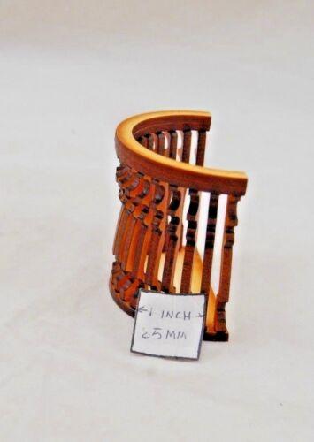 dollhouse miniature 1:12 scale USA made #2508 Balcony