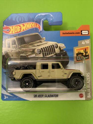 Hot Wheels 2020 '20 Jeep Gladiator Baja Blazers 2nd colour