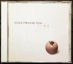 FLEETWOOD MAC - TIME - RARE CD -WITH DAVE MASON, BILLY BURNETTE & BEKKA BRAMLETT