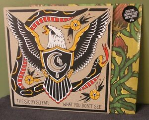 The Story So Far Quot What You Don T See Quot Lp Tour Edition