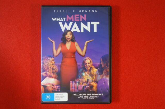 What Men Want - DVD - Free Postage !!