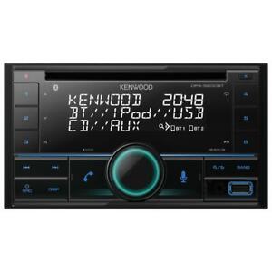 Kenwood KDC-BT640U Bluetooth CD Player Car Stereo USB//AUX Spotify