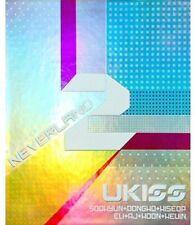 U-Kiss - Neverland [New CD]