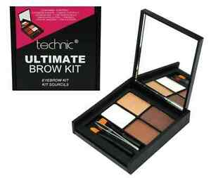 Technic-Ultimate-Brow-Kit-eyebrow-makeup-set-powders-wax-tweezers-amp-brush