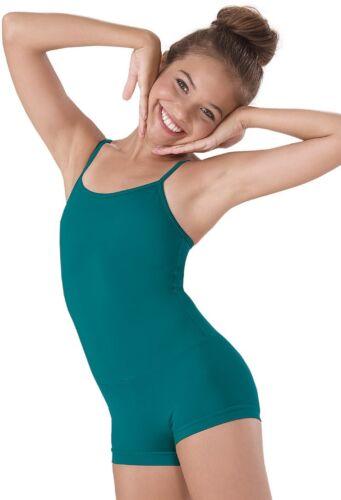 NEW Capezio Balera Dance Camisole Unitard Leotard Biketard Shortalls Child Adult