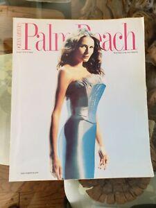 MELANIA-KNAUSS-TRUMP-First-Lady-Palm-Beach-Magazine-Cover-1999-Ocean-Drive