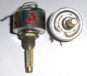 2-potentiometres-bobines-200-ohms-2W-ALTER-etanche-sortie-perle-de-verre-axe-6mm