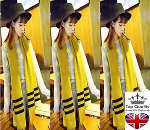 908359b347f5 femme grand écharpe foulard écossais étole enveloppante laine châle ...