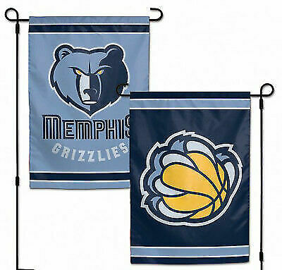 NBA Washington Wizards 12.5 x 18 Inch 2-Sided Garden Flag Logo