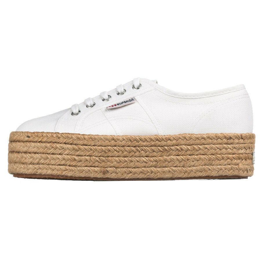 Superga COTROPEW White 2790-901 white model 2790-901