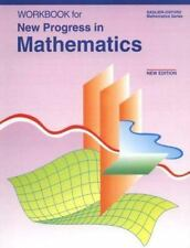 New Progress in Mathematics: An Innovative Approach Including Two Opti-ExLibrary