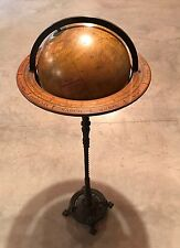 """Vintage Antique World Globe, Hammond Terrestrial 12"""""""